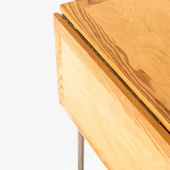 Bruno Mathsson side table in birch at Studio Schalling