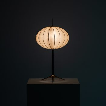 Svend Aage Holm Sørensen table lamp at Studio Schalling