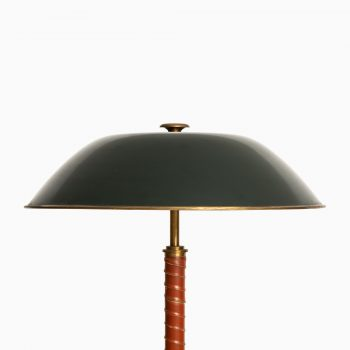 Table lamp attributed to Harald Notini at Studio Schalling