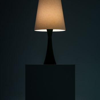 Berndt Nordstedt table lamps by Bergbom at Studio Schalling