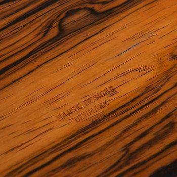 Jens Harald Quistgaard trays in rosewood at Studio Schalling