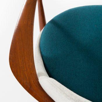 Ib Kofod-Larsen Elizabeth easy chairs in teak at Studio Schalling