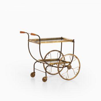 Josef Frank trolley by Svenskt Tenn at Studio Schalling