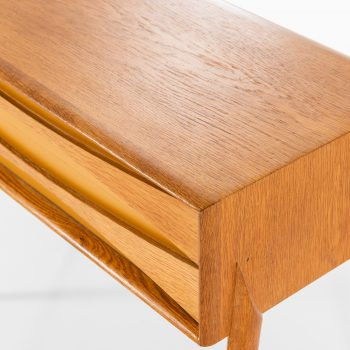 Rimbert Sandholt side table in oak at Studio Schalling