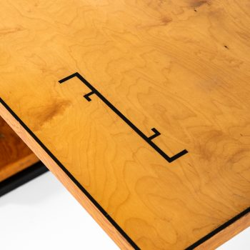 Otto Wretling & Bo Wretling Ideal table at Studio Schalling