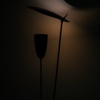 Svend Aage Holm Sørensen floor lamp at Studio Schalling
