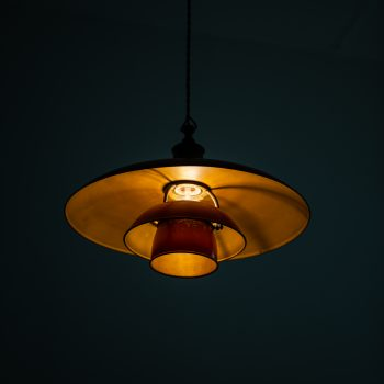 Poul Henningsen ceiling lamp PH-4/3 at Studio Schalling