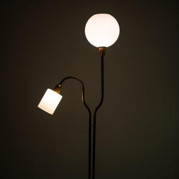 Floor lamp attributed to Hans Bergström for ASEA at Studio Schalling