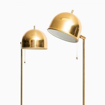 Bergbom floor lamps model G-075 at Studio Schalling
