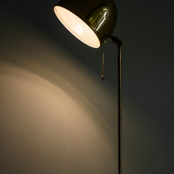 Bergbom floor lamps model G-075 at Studio Schalling