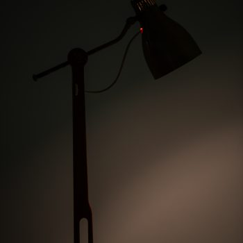 Hans Bergström floor lamp model 544 at Studio Schalling