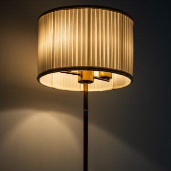 Floor lamp in brass by Stilarmatur at Studio Schalling