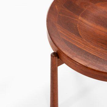 Jens Harald Quistgaard side table in teak at Studio Schalling