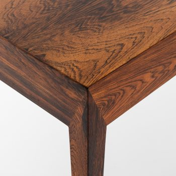 Severin Hansen desk in rosewood at Studio Schalling