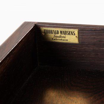Tove & Edvard Kindt-Larsen desk in rosewood at Studio Schalling