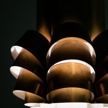 Hans-Agne Jakobsson & Torsten Orrling ceiling lamp at Studio Schalling
