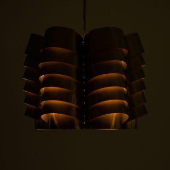 Hans-Agne Jakobsson ceiling lamp model TN 42/M at Studio Schalling