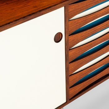 Arne Vodder sideboard model 29A in rosewood at Studio Schalling