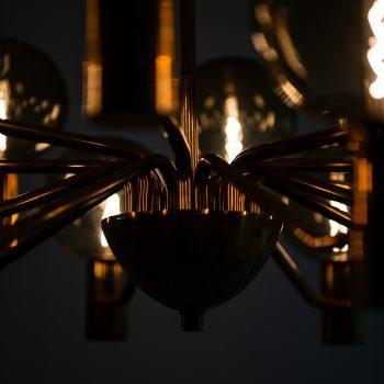 Hans-Agne Jakobsson ceiling lamp model T372/16 at Studio Schalling