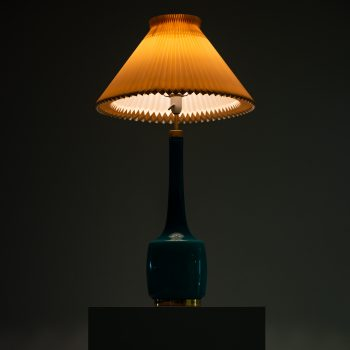 Svend Aage Holm Sørensen table lamps at Studio Schalling