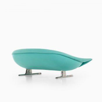 Hans Erik Johansson sofa by Westbergs möbler at Studio Schalling