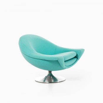 Hans Erik Johansson easy chair by Westbergs möbler at Studio Schalling