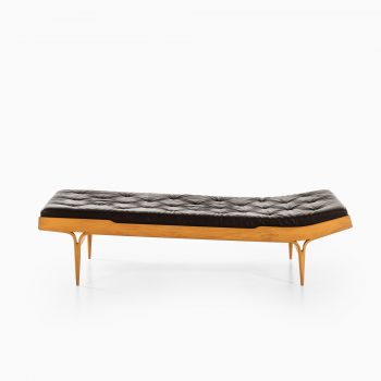 Bruno Mathsson Berlin daybed in beech at Studio Schalling