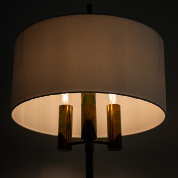 Pair of floor lamps produced by Fog & Mørup at Studio Schalling