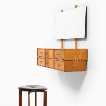 Uno & Östen Kristiansson stool by Luxus at Studio Schalling