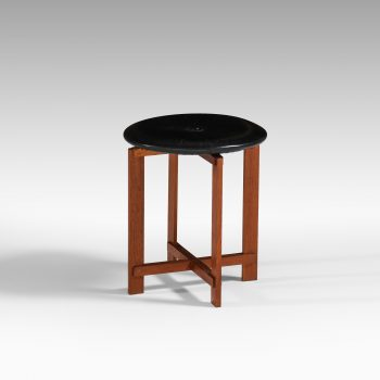 Uno & Östen Kristiansson stool by Luxus at Studio Schalling