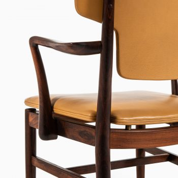 Acton Bjørn & Vilhelm Lauritzen attributed armchair in rosewood at Studio Schalling