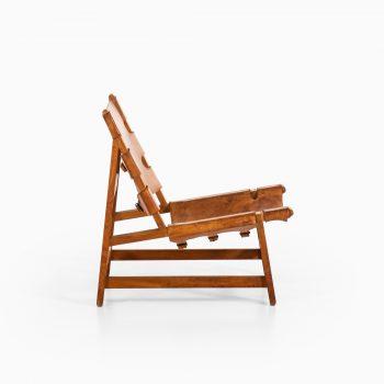 Børge Mogensen hunting easy chair model 2224 at Studio Schalling