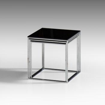 Poul Kjærholm PK-71 nesting tables by E. Kold Christensen at Studio Schalling