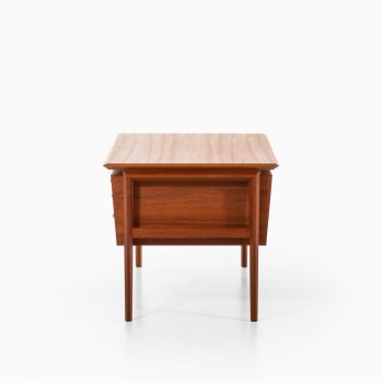 Ib Kofod-Larsen freestanding desk in teak at Studio Schalling