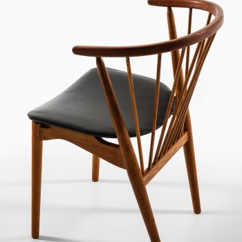 Helge Sibast dining chairs model no 6 at Studio Schalling