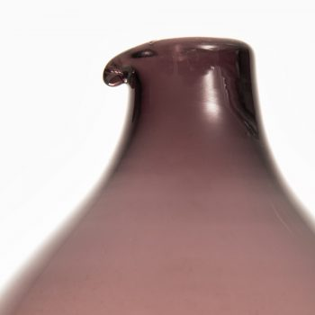 Timo Sarpaneva bird bottle by Iittala at Studio Schalling