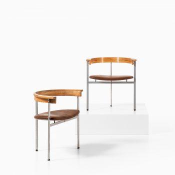 Poul Kjærholm PK-11 armchair by E. Kold Christensen at Studio Schalling