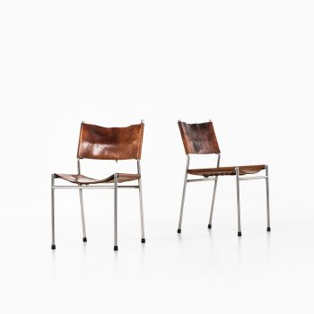 Martin Visser chairs produced by T' Spectrum at Studio Schalling