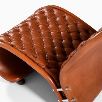 Verner Panton easy chairs model System 1-2-3 at Studio Schalling