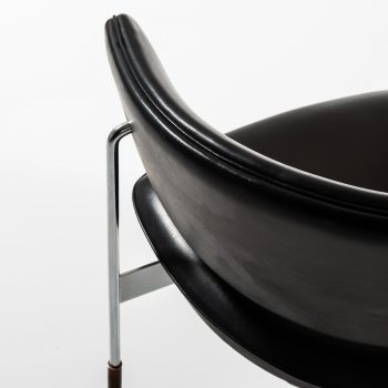 Sigurd Resell easy chairs model Cirkel at Studio Schalling