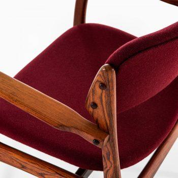 Erik Buck armchairs model OD-50 at Studio Schalling