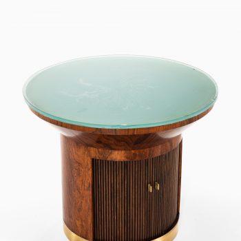 Art Deco coffee table attributed to Ernst Kühn at Studio Schalling