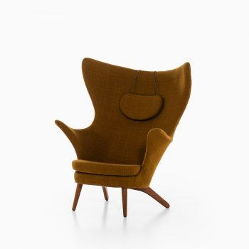 Kai Bruun easy chair model Siesta at Studio Schalling