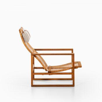 Børge Mogensen sled easy chair model BM-2254 at Studio Schalling