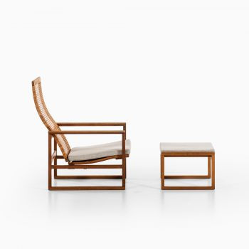 Børge Mogensen easy chair model BM-2254 at Studio Schalling
