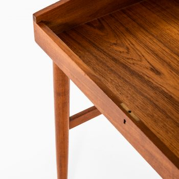 Finn Juhl desk model NV-40 in teak at Studio Schalling