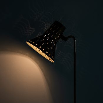 Paavo Tynell custom made floor lamp by Taito at Studio Schalling