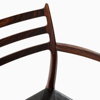 Niels Otto Møller armchair model 62 at Studio Schalling