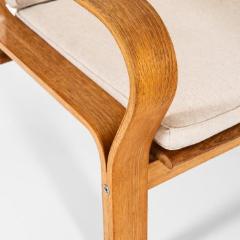 Hans Wegner easy chairs model GE-671 at Studio Schalling