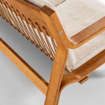 Hans Wegner sofa model GE-671 by Getama at Studio Schalling